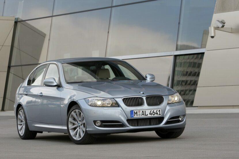 BMW E90 3 Series 21 830x553