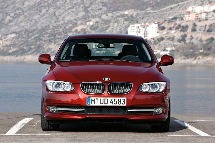 BMW E92 3 Series 16 830x553