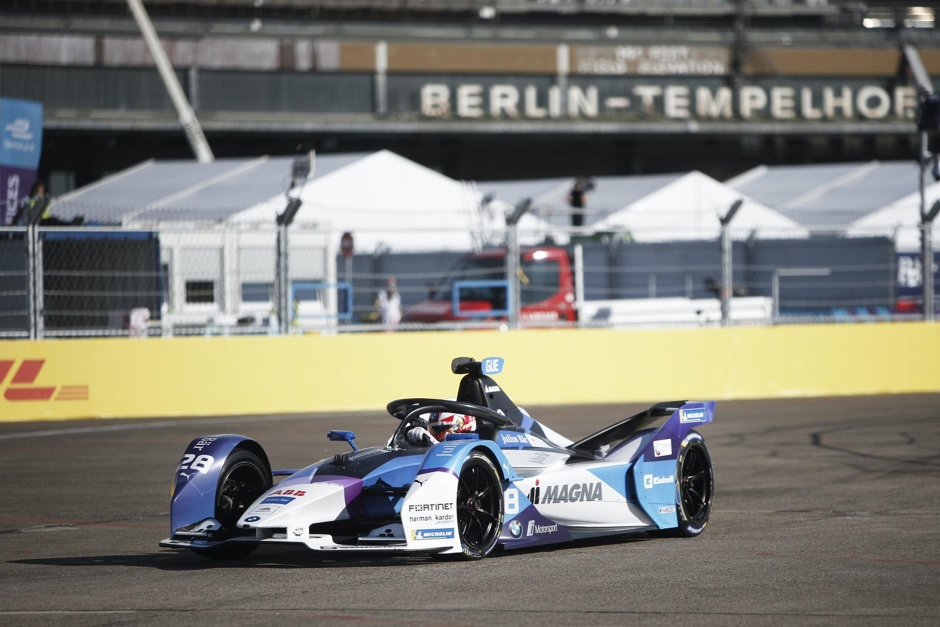 BMW Formula E Berlin 202000