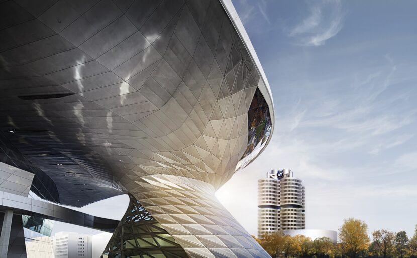 BMW HQ Munich 830x515