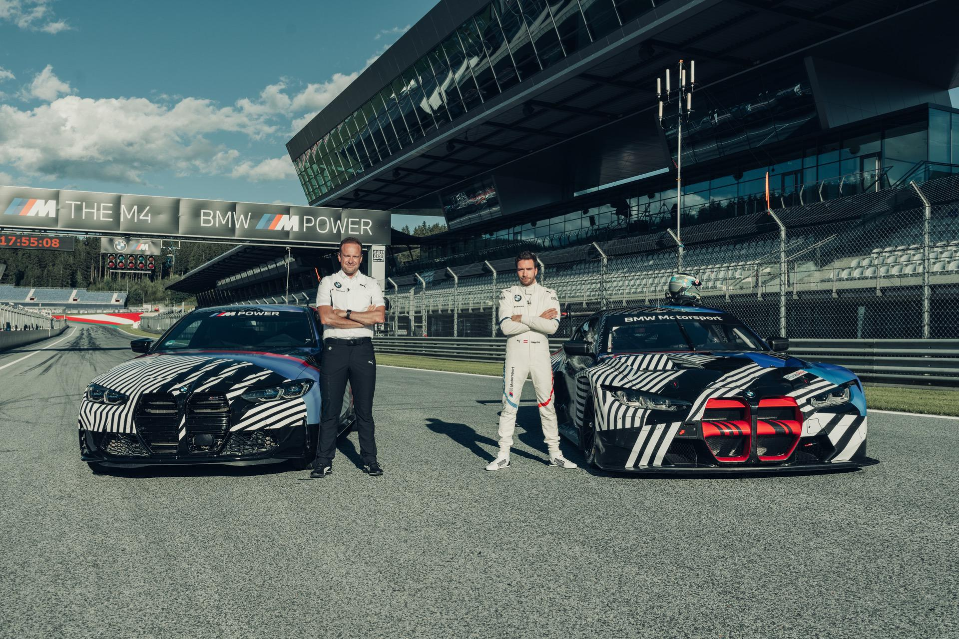2020 - [BMW] M3/M4 - Page 19 BMW-M4-Coupe-and-BMW-M4-GT3-05