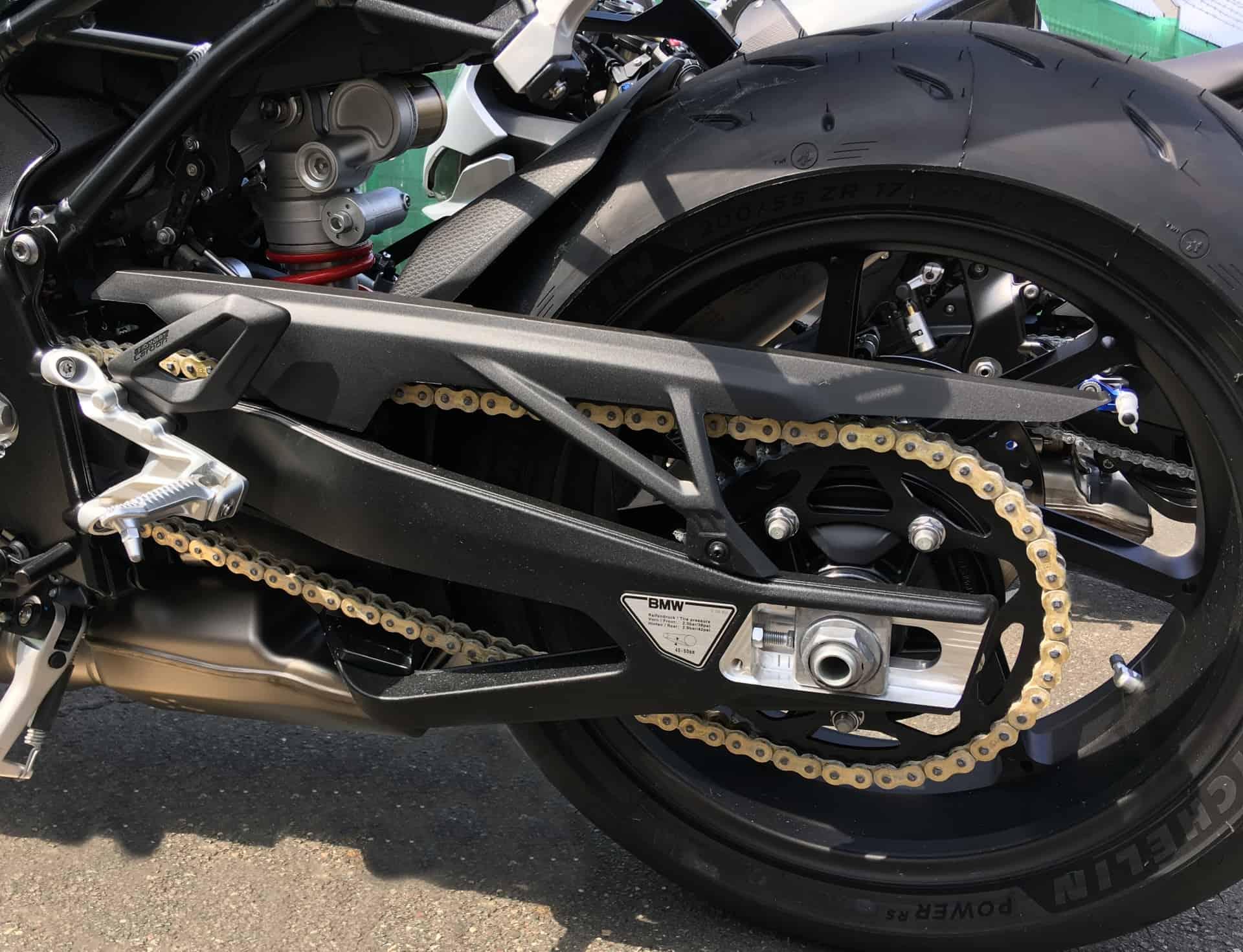 Bmw Motorrad Premieres The M Endurance Motorbike Chain