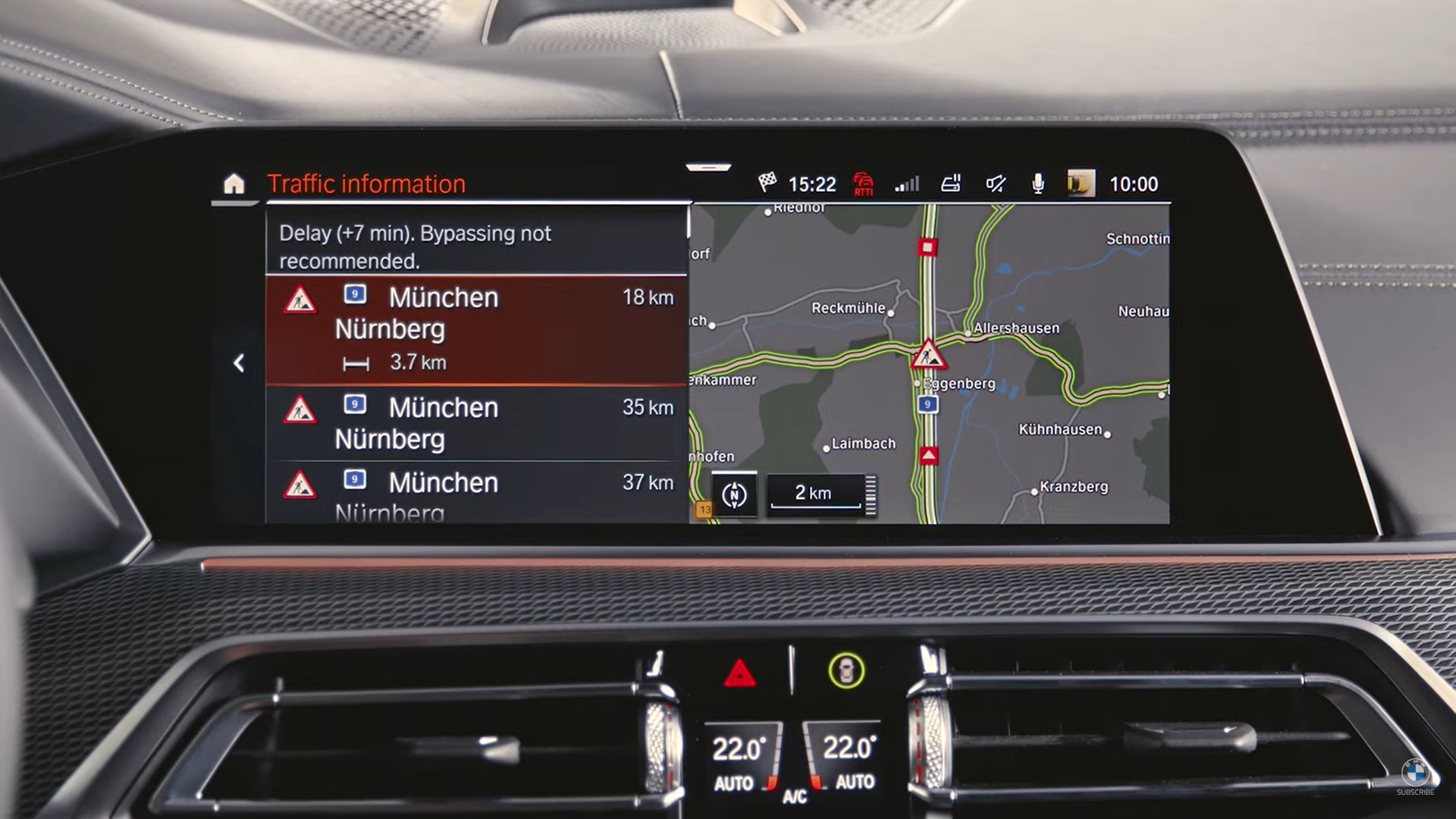 BMW RTTI Technology 3