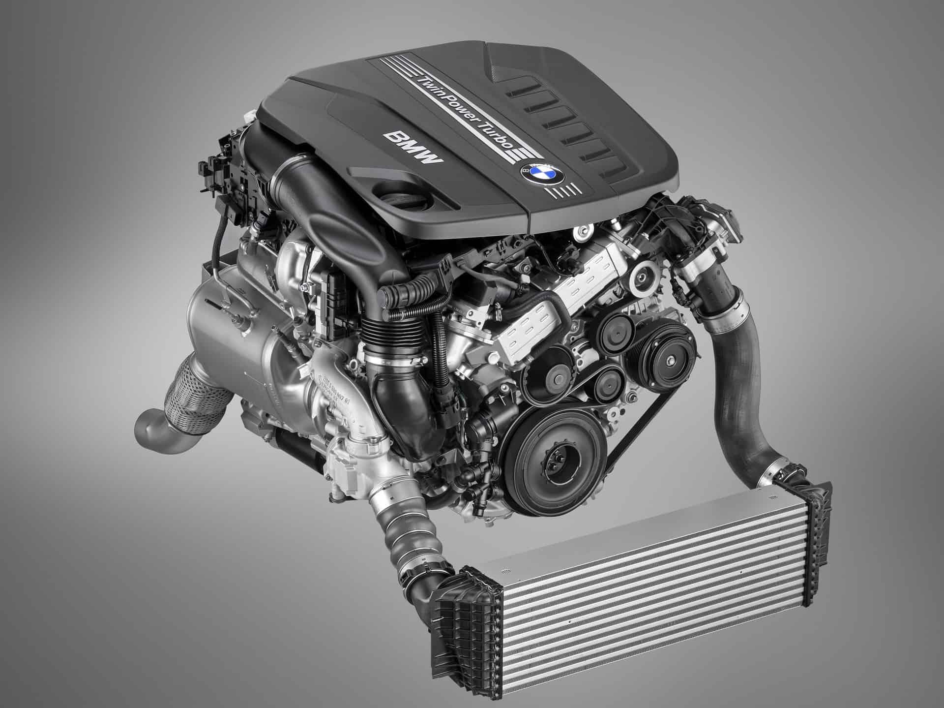 BMW TwinPower Turbo Engines 8