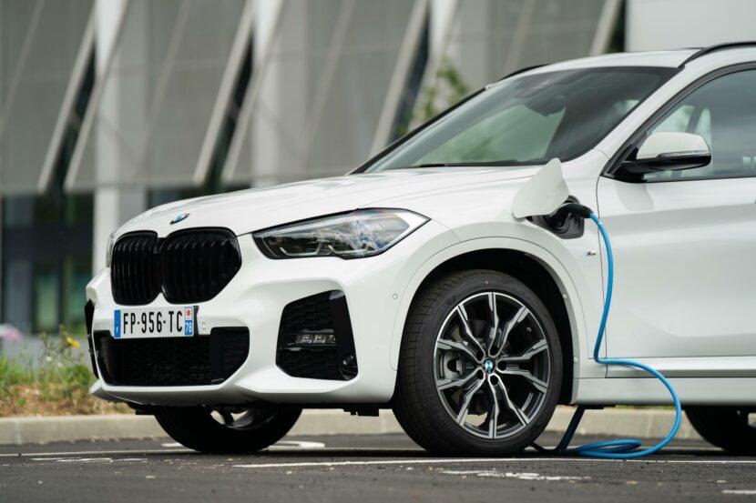BMW X1 xDrive25e m sport 01 830x553
