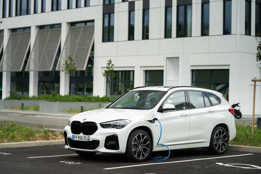BMW X1 xDrive25e m sport 02 830x553