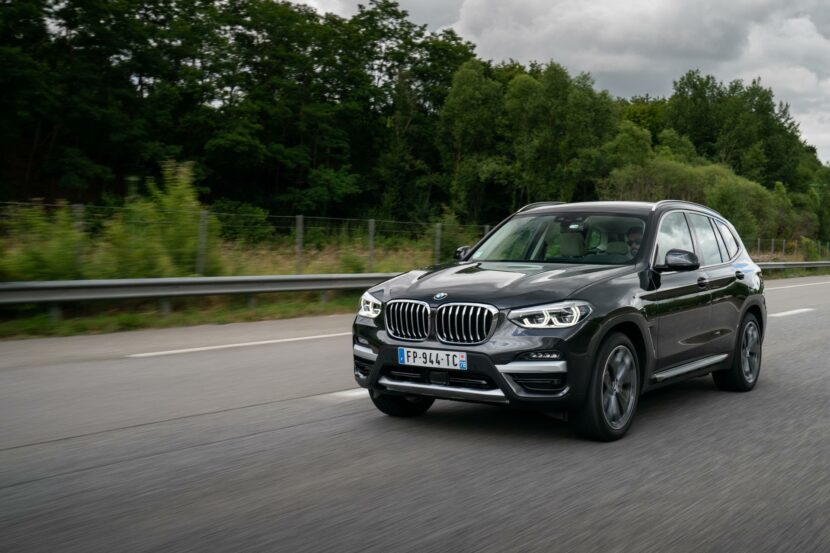 BMW X3 xdrive30e xLine 08 830x553