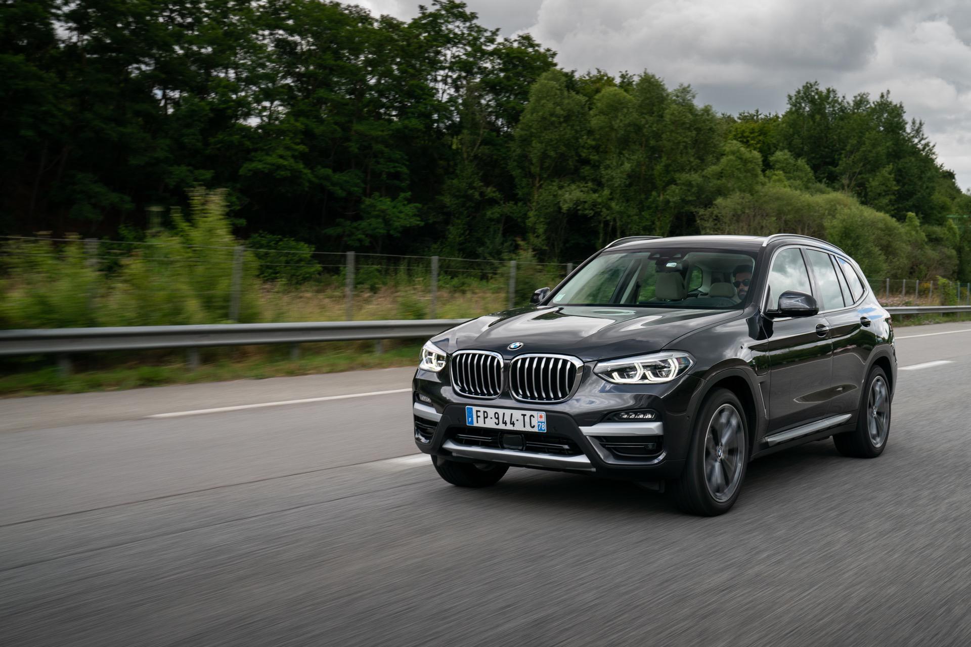 BMW X3 xdrive30e xLine 08
