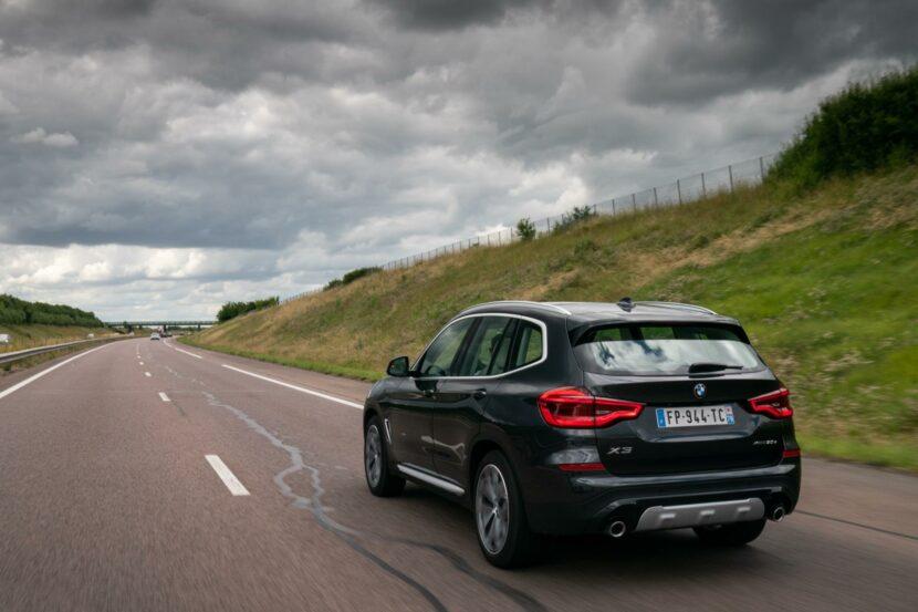 BMW X3 xdrive30e xLine 09 830x553