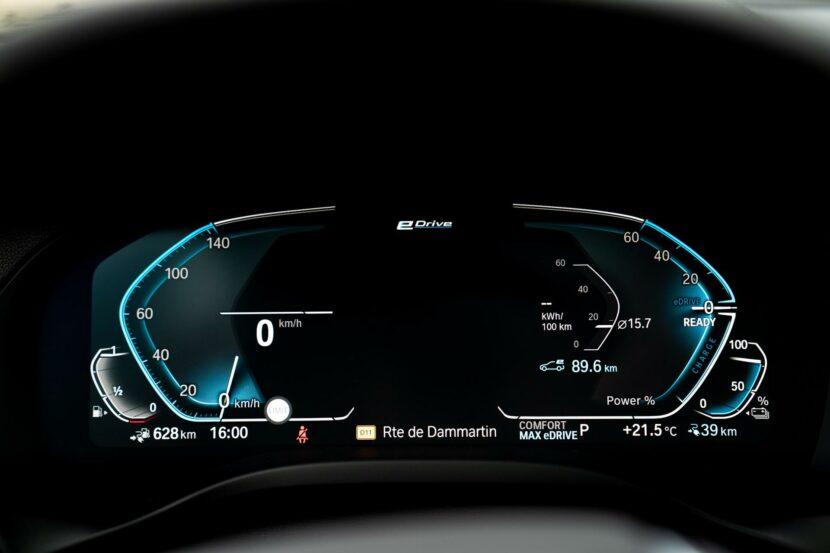 BMW X3 xdrive30e xLine 15 830x553