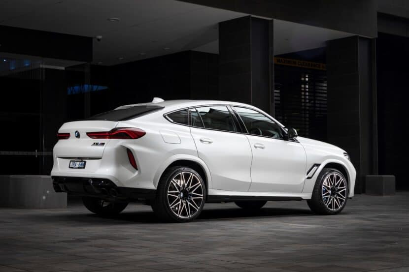 BMW X6 M Competition F96 in Australia 1 830x553