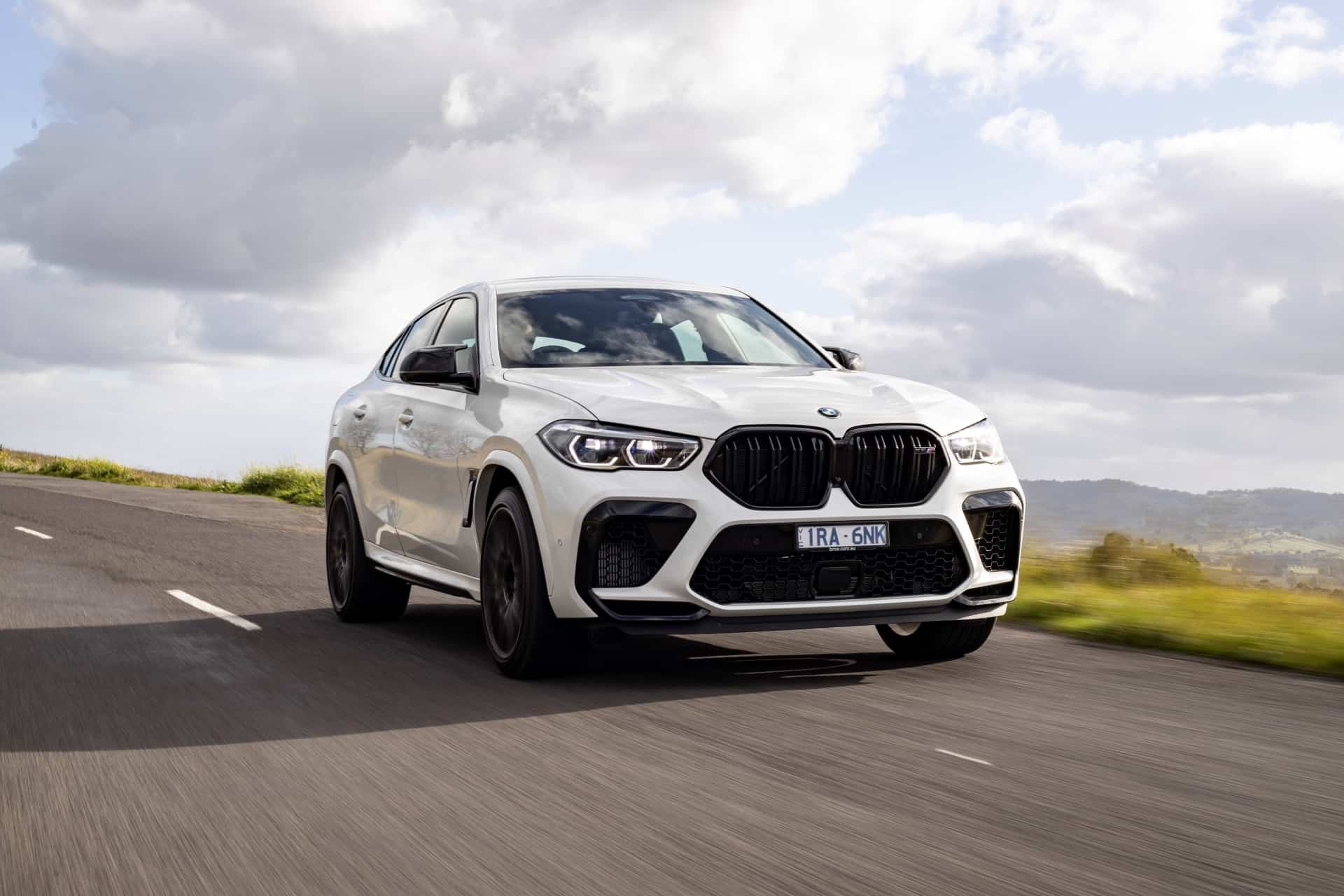 BMW X6 M Competition F96 in Australia 2