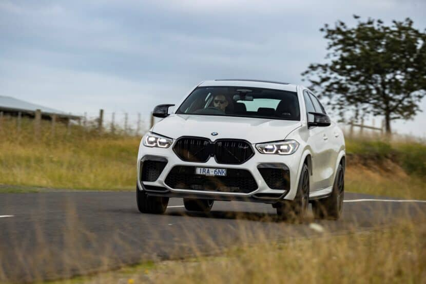BMW X6 M Competition F96 in Australia 4 830x553
