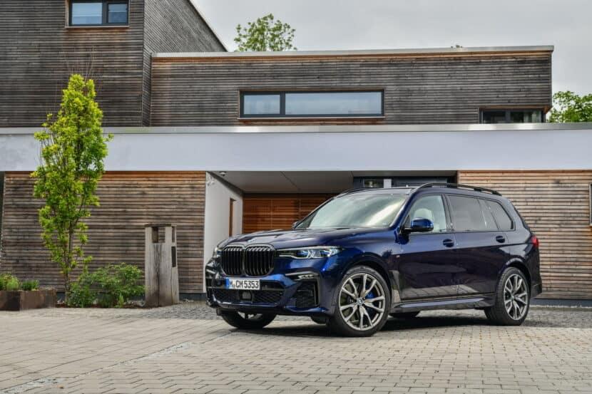 BMW X7 M50i Individual G07 in Tanzanite Blue 2 830x553