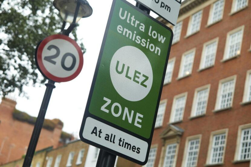 BMW launches eDrive Zones in UK 12 830x553