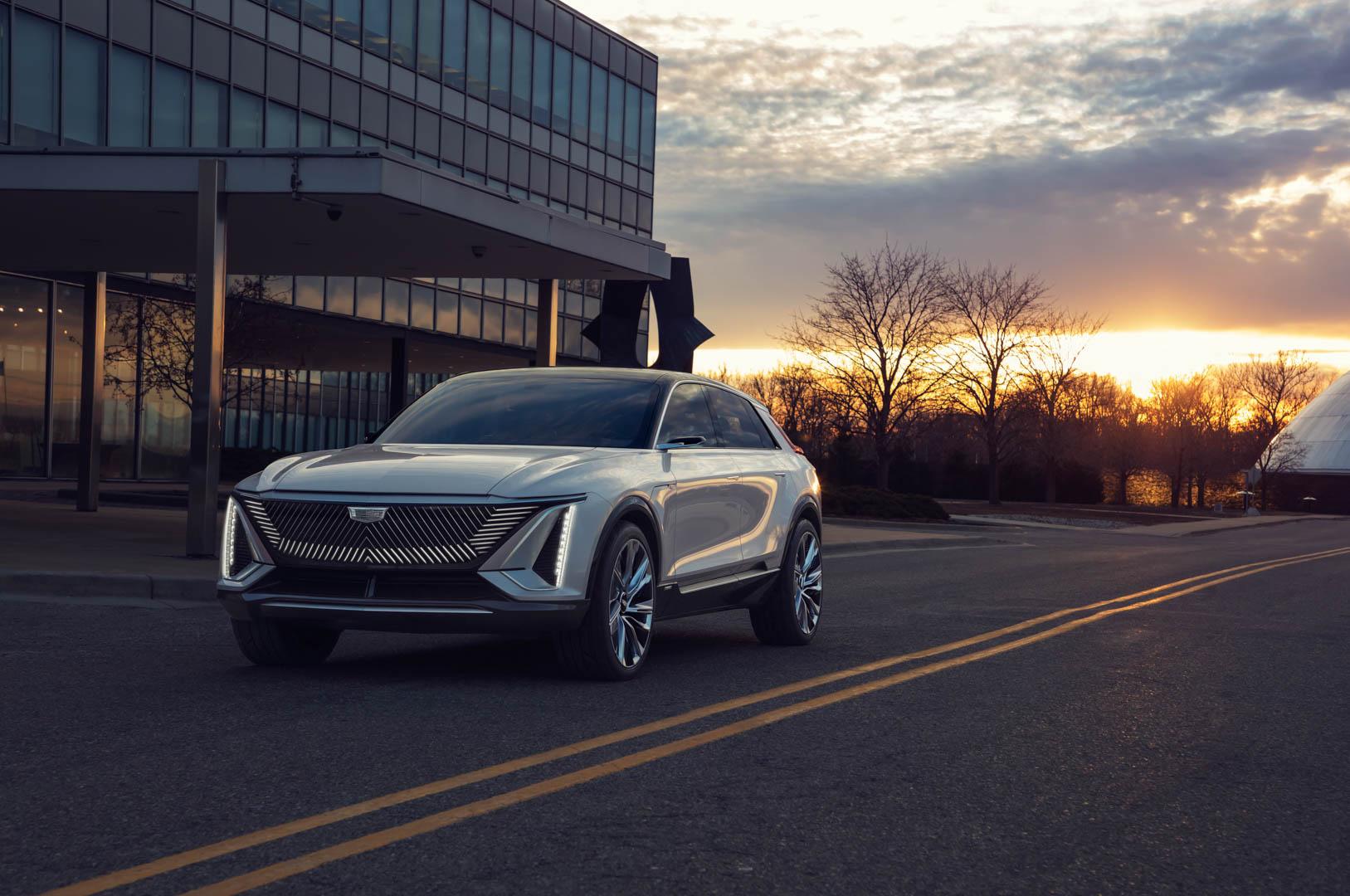 Cadillac Lyriq EV 2