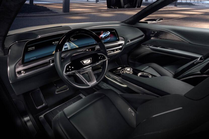 Cadillac Lyriq EV 4 830x553