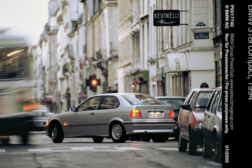 E36 BMW 3 Series Compact 1 830x553