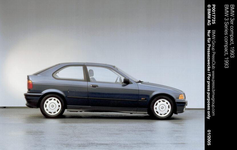 E36 BMW 3 Series Compact 2 830x528