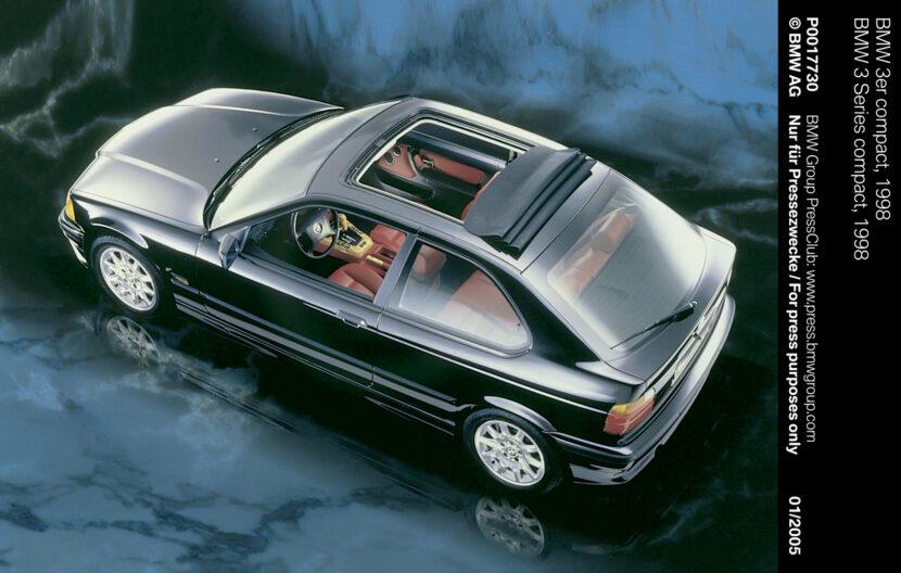 E36 BMW 3 Series Compact 3 830x528