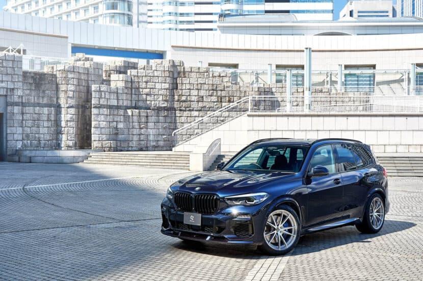 G05 BMW X5 xDrive30d 3D Design 3 830x553