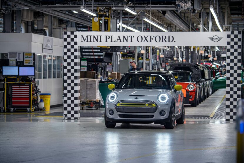 MINI Cooper SE Oxford 00 830x553