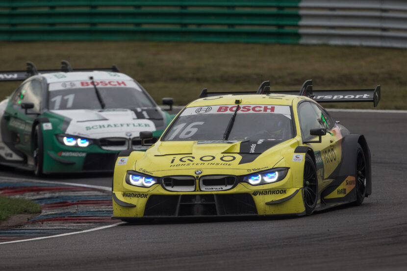 BMW Might Exit DTM if GT3 Rules are Enforced