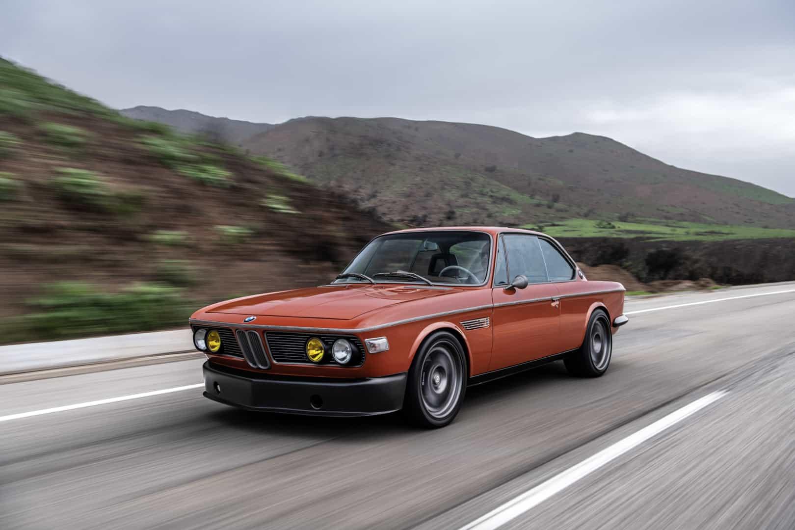 Robert Downey Jr SpeedKore BMW 3.0 CS 34