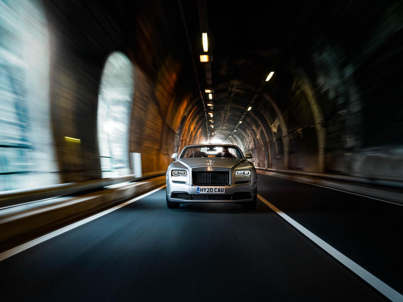 Rolls Royce Dawn Silver Bullet 3