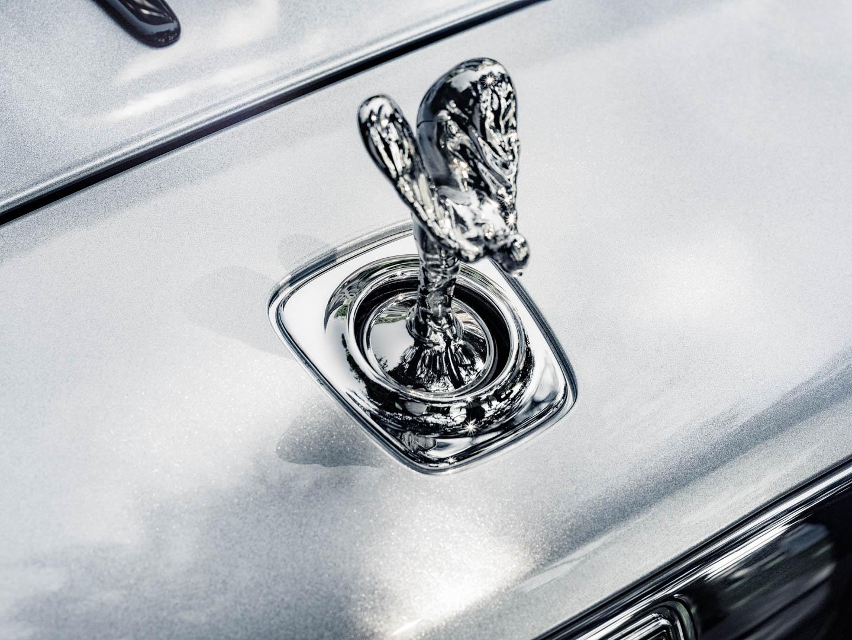 Rolls Royce Dawn Silver Bullet 6