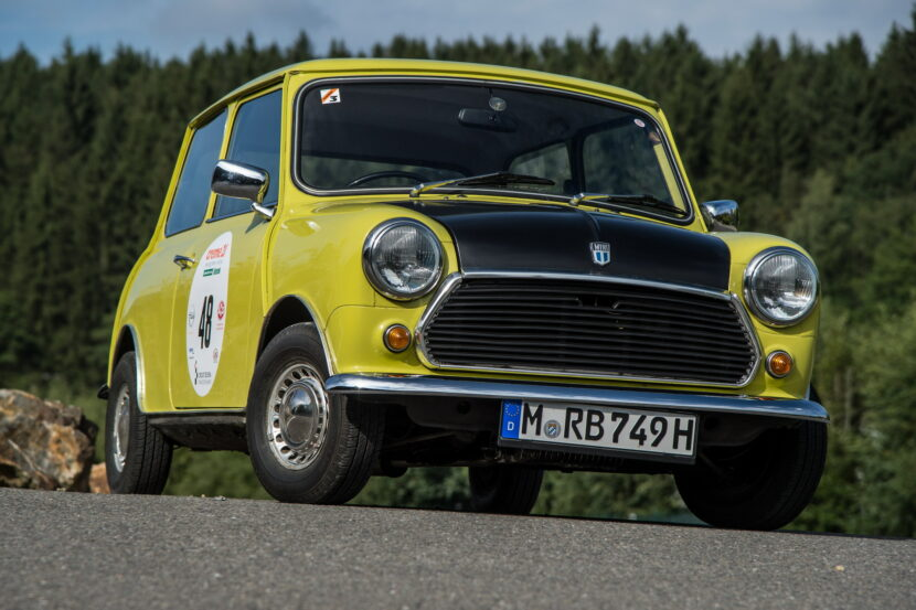 The MINI Mk III of Mister Bean 1 830x553