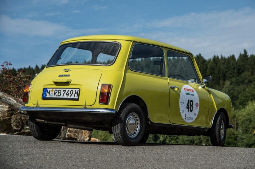 The MINI Mk III of Mister Bean 2 830x552