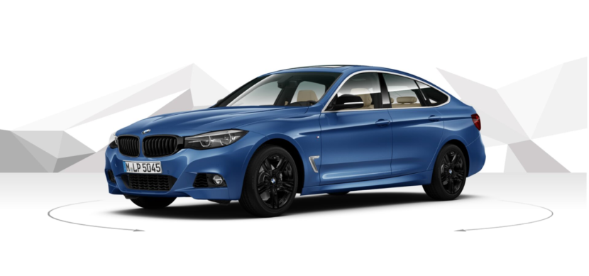 The New BMW 3 Series GT Shadow Edition for India F34 LCI 1 830x389