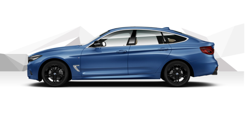 The New BMW 3 Series GT Shadow Edition for India F34 LCI 2 830x389