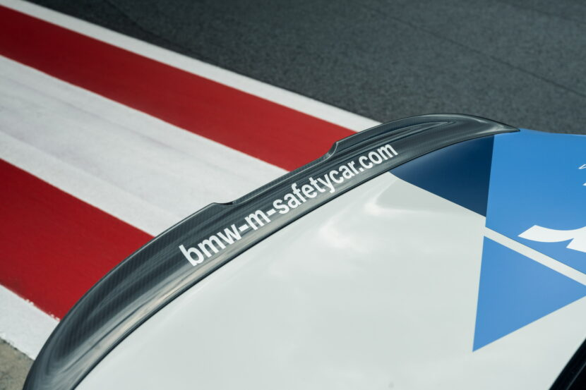 The New BMW M8 Gran Coupe MotoGP Safety Car F93 10 830x553