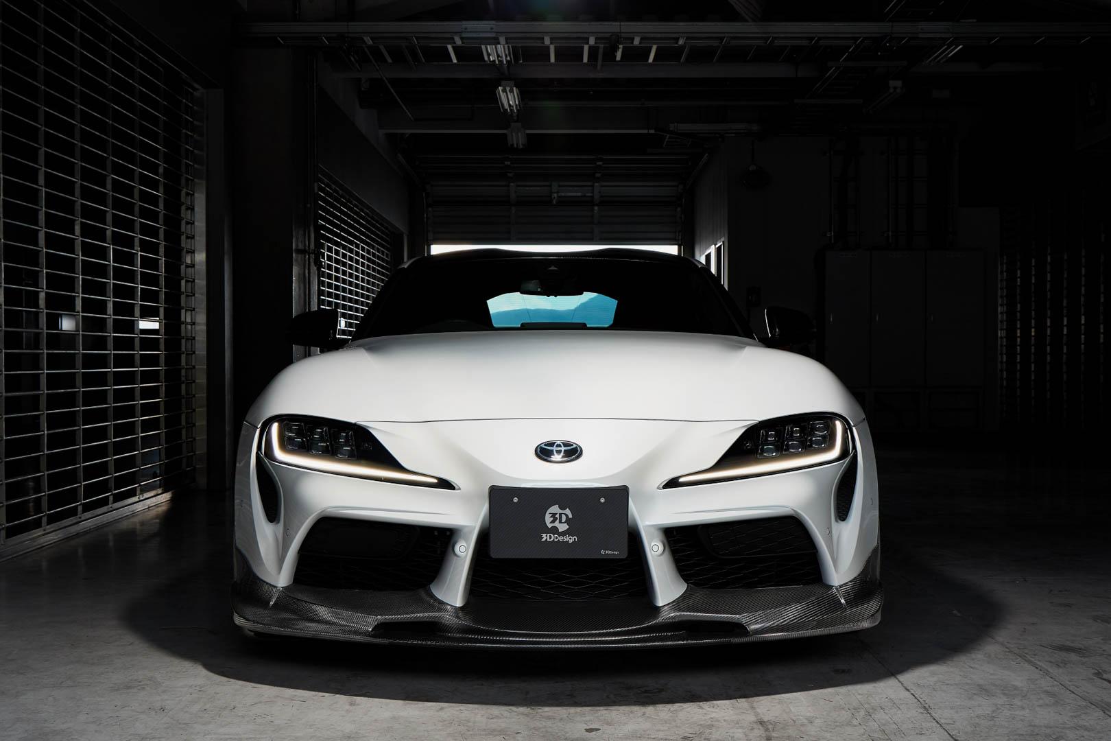 Toyota Supra 3D Design 15
