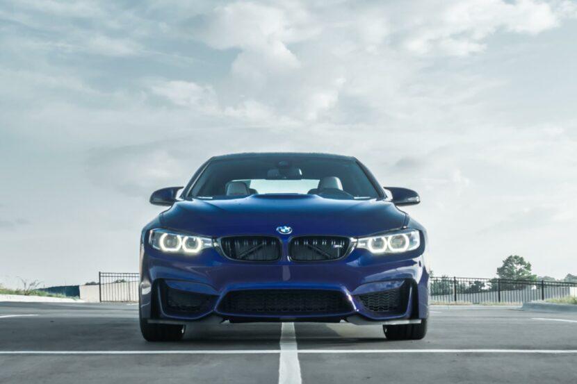 Velvet Blue BMW M4 Heritage 03 830x553