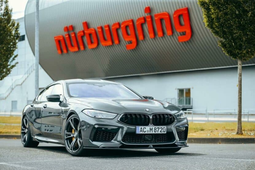 ac schnitzer bmw m8 gran coupe 13 830x553