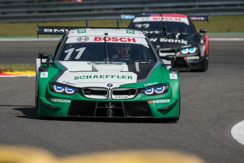 bmw Spa Francorchamps dtm 00 830x553