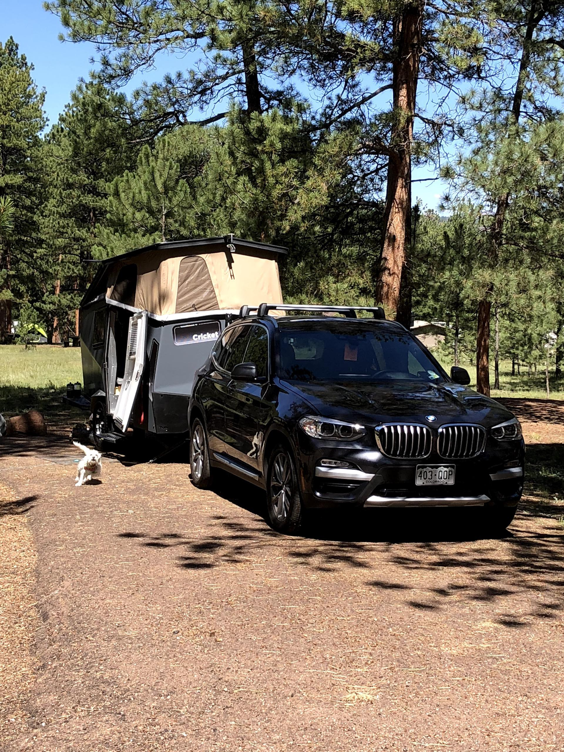 bmw x3 towing 00