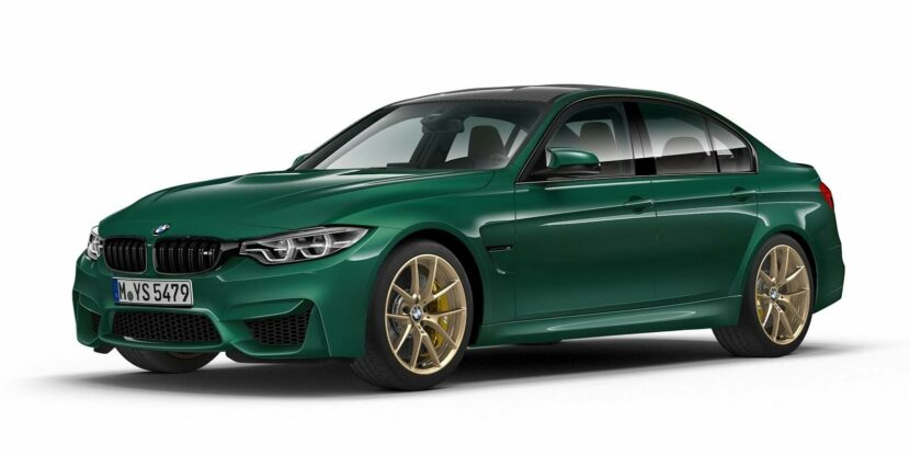isle man of green bmw m3 830x415
