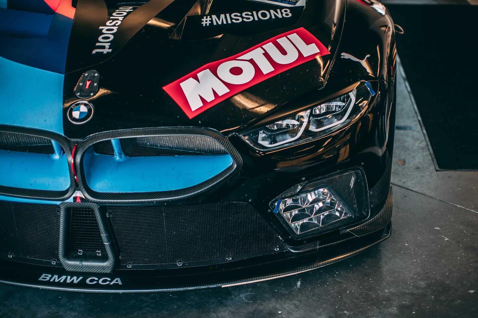 motul oil bmw motorsport 11