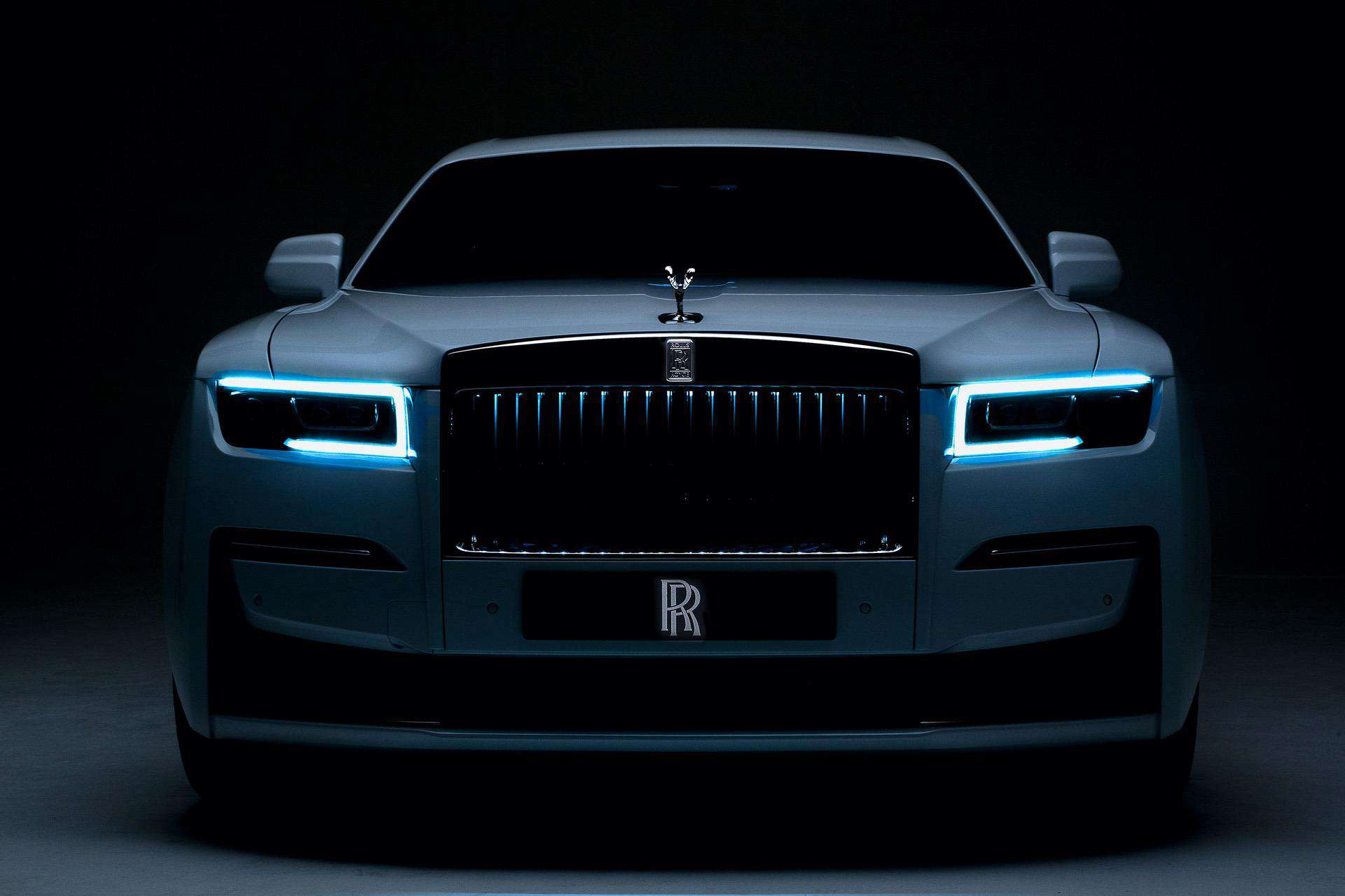 new 2021 rolls royce ghost 17