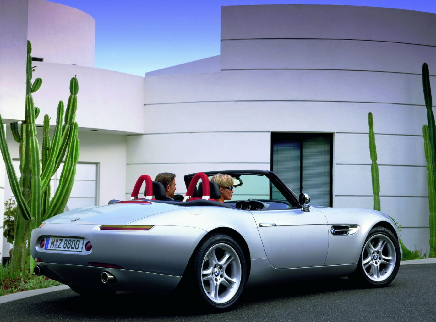 Here's Your Chance to Nab a 23,000-mile 2001 BMW Z8