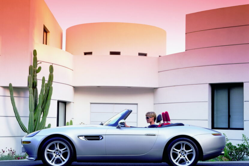 7,700 Mile BMW Z8 is asking for BMW M8 Money