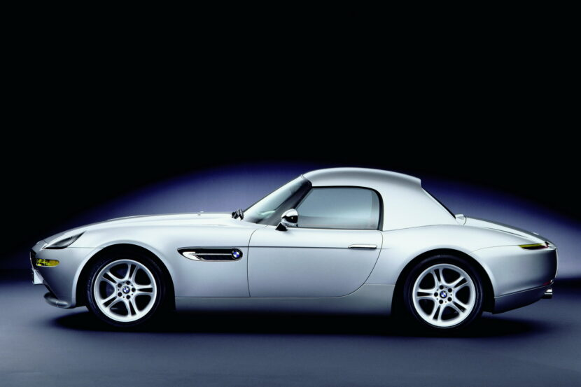 20 years of BMW Z8 6 830x553