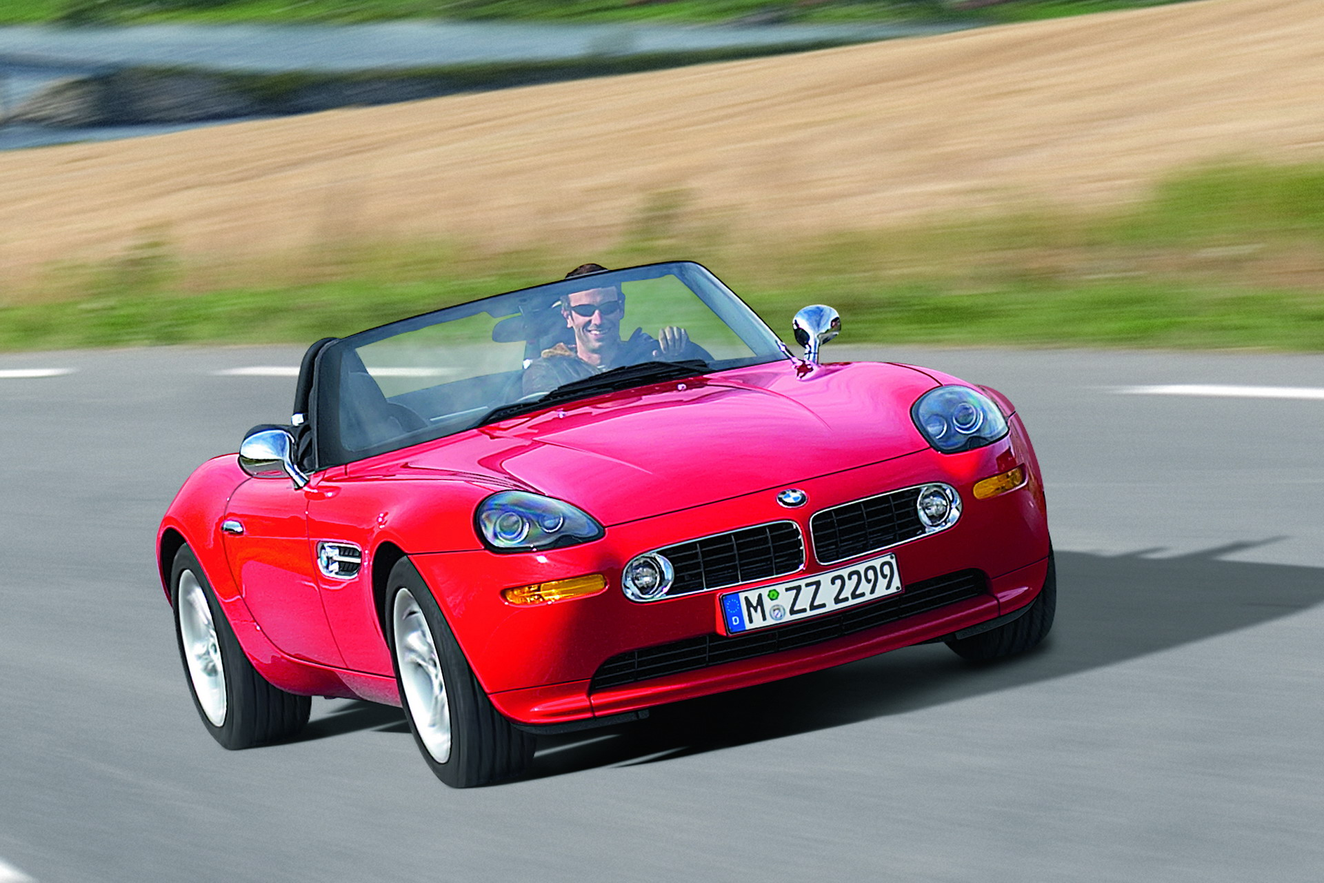 20 years of BMW Z8 8