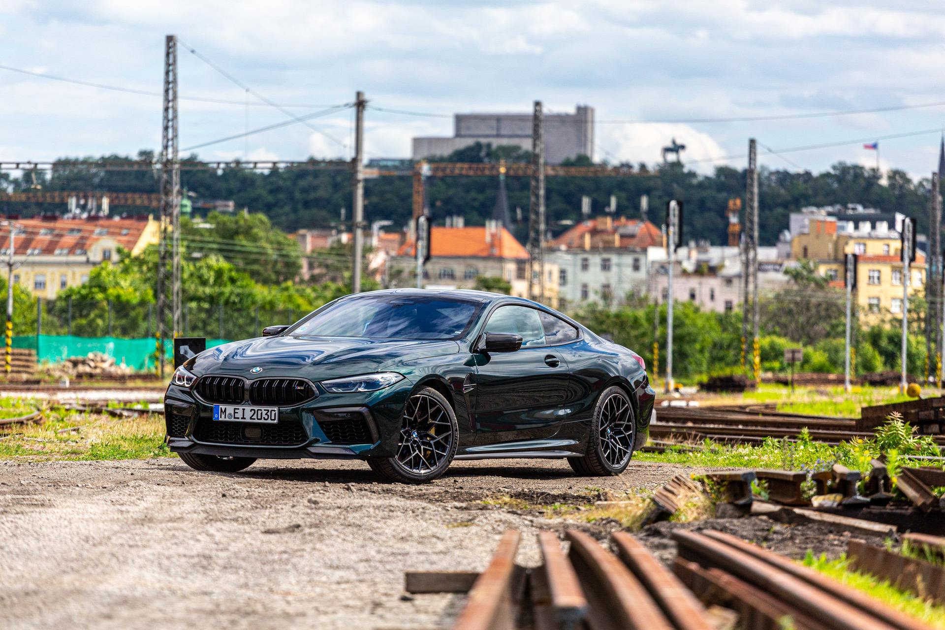 2020 bmw m8 competition oxford green 20