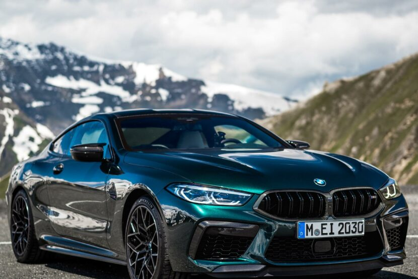 2020 bmw m8 competition review 16 830x553