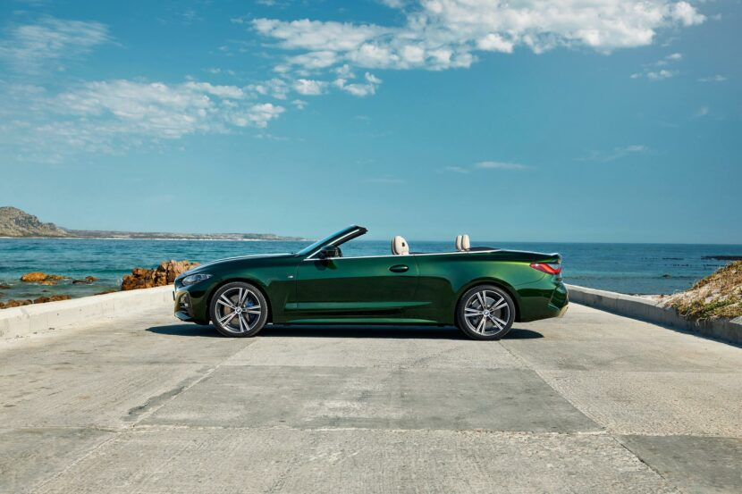 2021 bmw 4 series convertible 44 830x553
